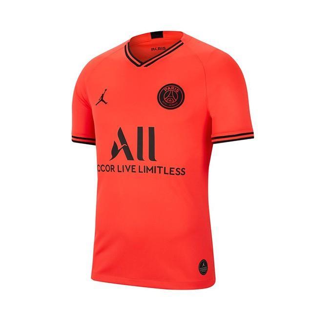 ナイキ サッカーウェア レプリカシャツ メンズ 19HO PSGアウェイ半袖 AJ5552-613 NIKE