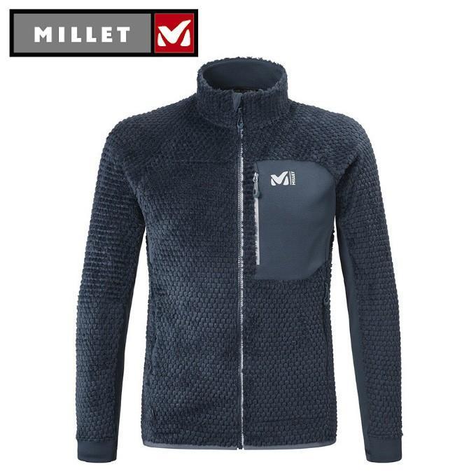 ミレー MILLET フリース メンズ ジョラス バブル ロフト ジャケット MIV8015 8737