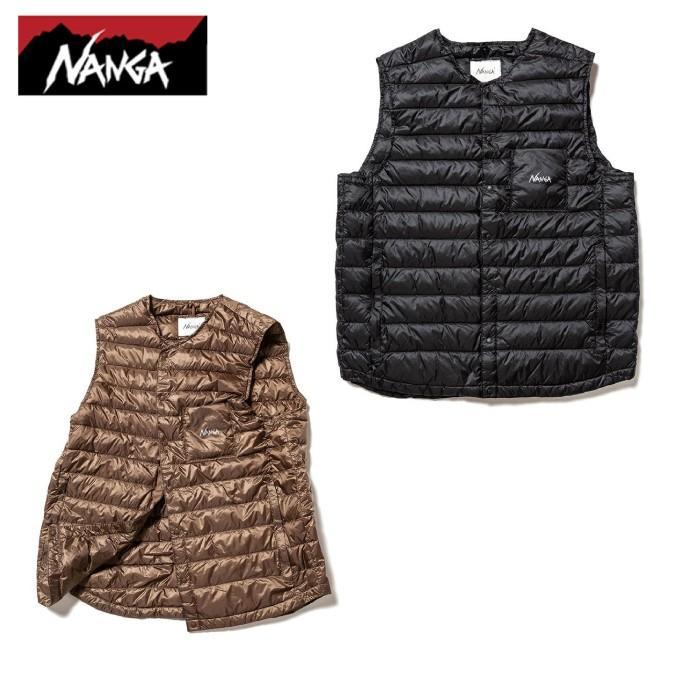 ナンガ NANGA ベストジャケット メンズ レディース 2019 ダウンベスト DOWN VEST 2
