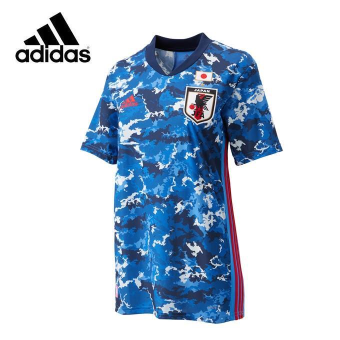 アディダス なでしこ サッカー日本代表 2020 ホーム レプリカ ユニフォーム半袖 ED7364 GEM25 レディース adidas