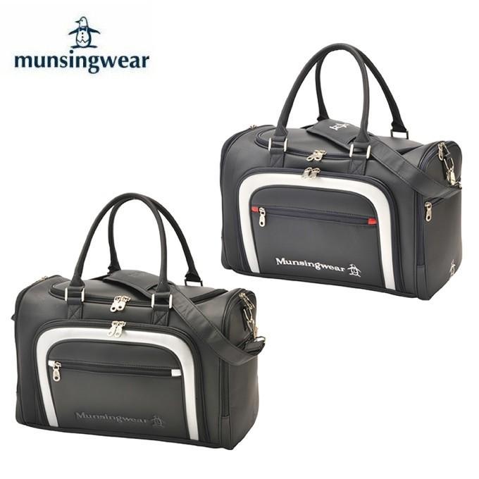 特売 マンシング MQBPJA00 Munsingwear Munsingwear ボストンバッグ メンズ マンシング スクエア型ボストンバッグ MQBPJA00, 長島町:df9712dc --- airmodconsu.dominiotemporario.com
