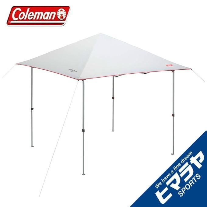 コールマン ワンタッチタープ 商舗 インスタントバイザーシェード Coleman 2000036444 安心の実績 高価 買取 強化中 L+