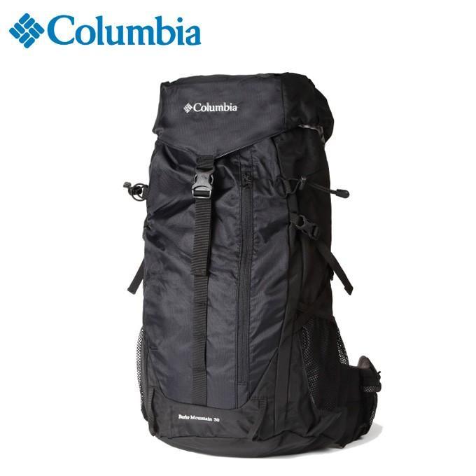 コロンビア 登山バッグ 30L メンズ レディース バークマウンテン30 PU8380 010 Columbia 日帰り登山