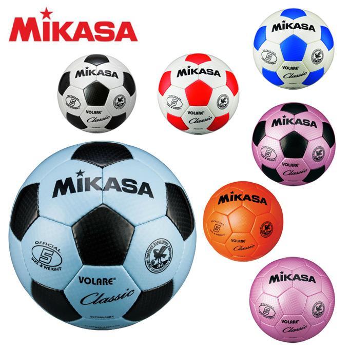 ミカサ MIKASA 正規取扱店 サッカーボール 日本 5号球 検定球 SVC500 ミカサVOLARE 手縫い