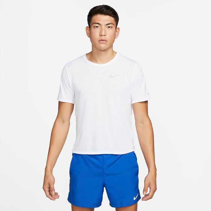 ナイキ ランニングウェア Tシャツ 半袖 メンズ 希望者のみラッピング無料 DRI-FIT マイラー 男女兼用 S トップ CU5993-100 NIKE