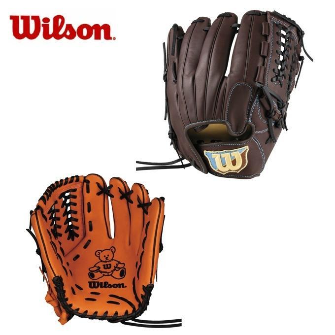 ウイルソン Wilson ソフトボールグローブ オールラウンド ウィルソンベア 手数料無料 オールラウンド用7S レディース 35%OFF WTASBG57B