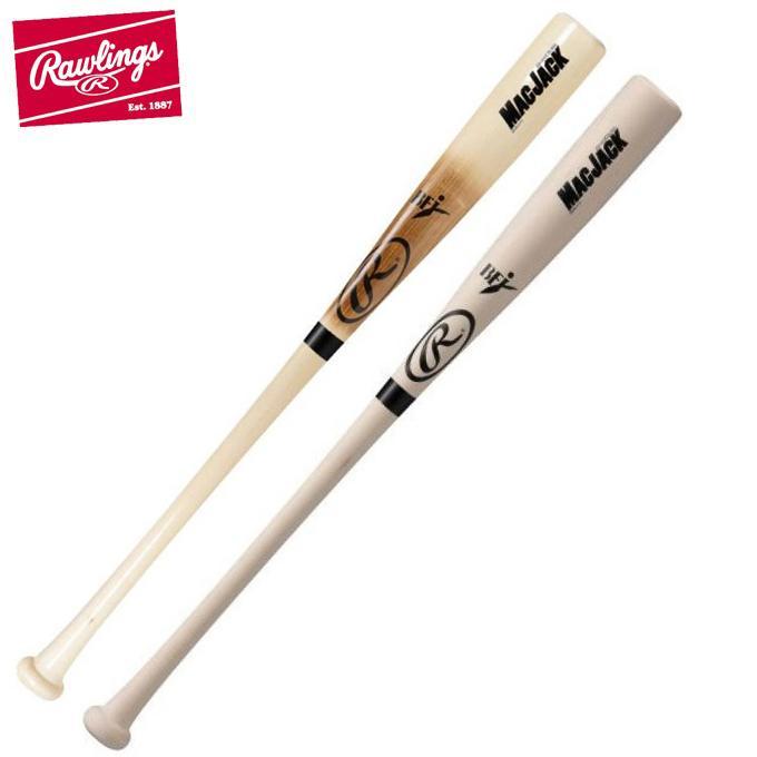 ローリングス 定価 Rawlings 野球 硬式バット 硬式用 MAC USA BHW1MBL ハードメイプル いつでも送料無料 木製 JACK