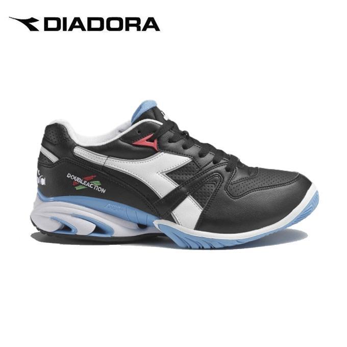 全国どこでも送料無料 ディアドラ DIADORA テニスシューズ オールコート メンズ レディース 格安SALEスタート デュラテック AC スピードスター K 176083-5193
