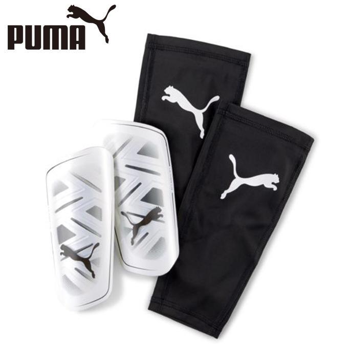 メーカー在庫限り品 プーマ サッカー シンガード ウルトラ PUMA 030830-03 供え フレックス スリーブ