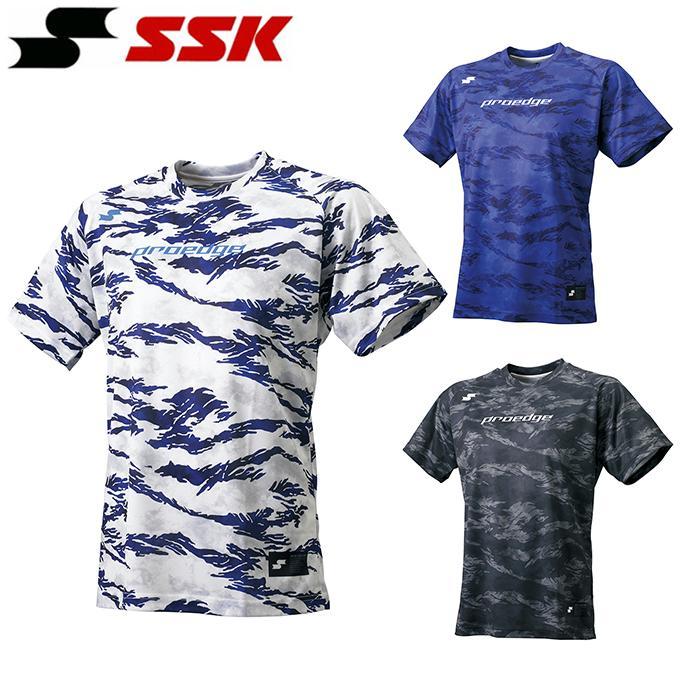 エスエスケイ SSK 野球ウェア 半袖Tシャツ EBT21004 プロエッジ メンズ グラフィック半袖T 大人気 日本正規代理店品