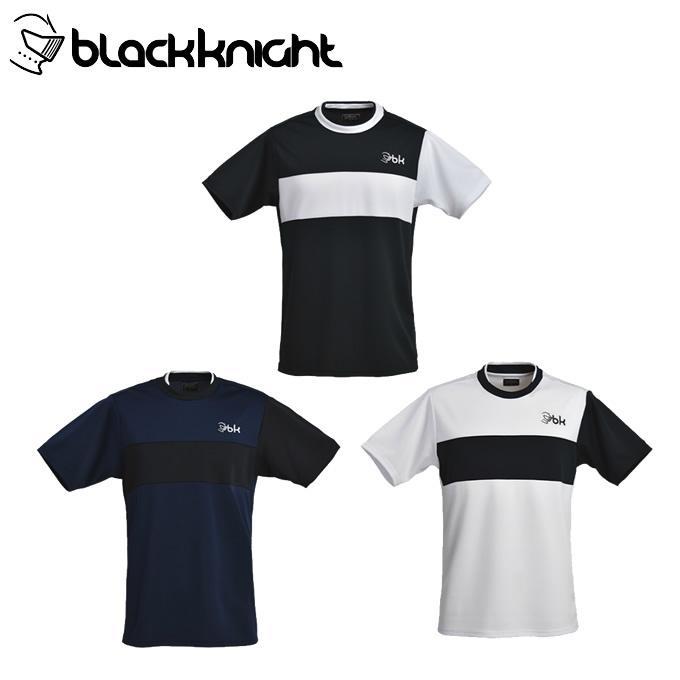 ブラック ナイト Black knight バドミントンウェア 日本バドミントン協会公認 在庫一掃 メンズ ゲームシャツ ゲームウエア T-1514 期間限定特価品