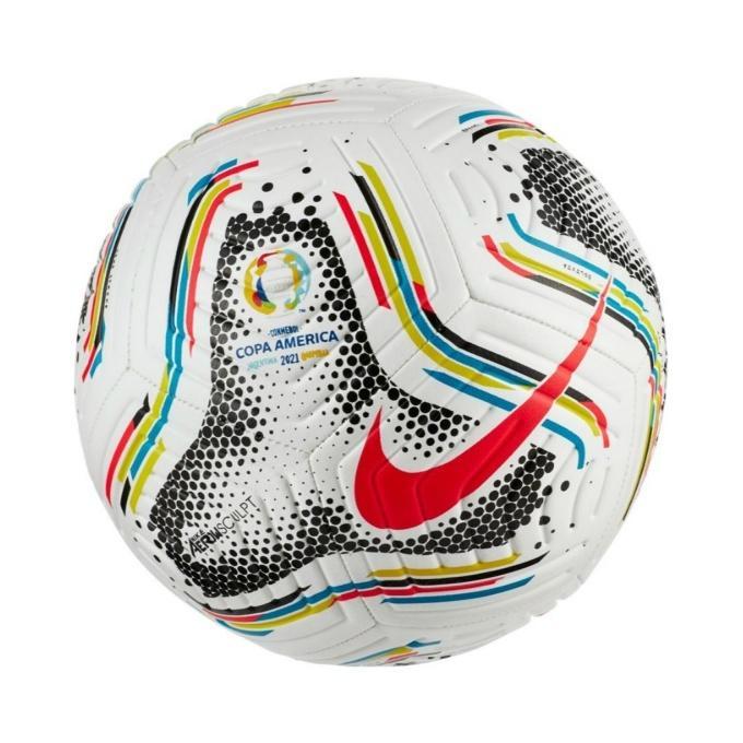 ナイキ サッカーボール 5号球 高額売筋 アウトレットセール 特集 コパアメリカストライク DJ1639-100 機械縫い NIKE 5G