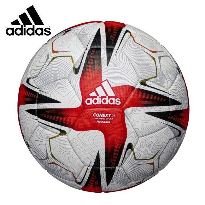 アディダス サッカーボール 4号 新着 検定球 コネクト21 キッズ4号球 adidas プロ AF437 上質