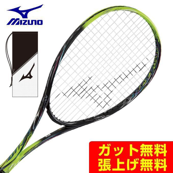 ミズノ ソフトテニスラケット 前衛向け ランキング総合1位 SCUD 01-R 正規品スーパーSALE×店内全品キャンペーン MIZUNO スカッド01アール 63JTN15336