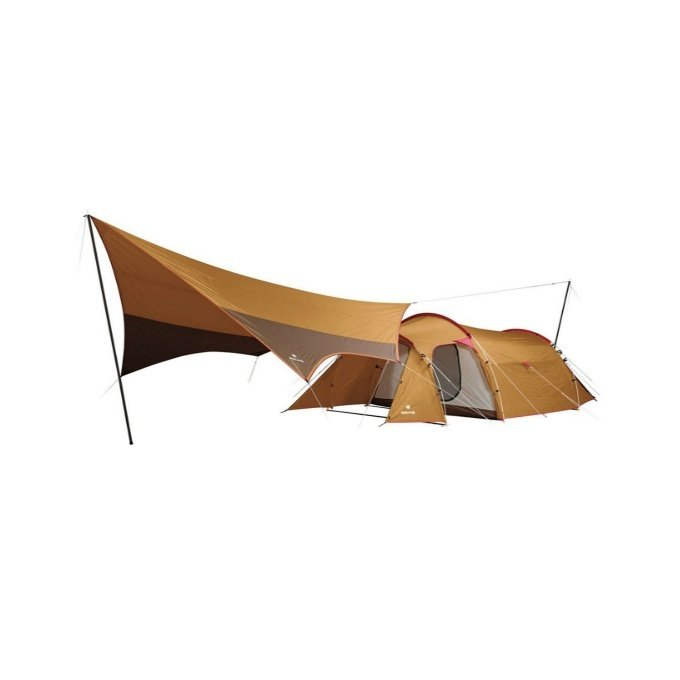 スノーピーク テント 2ルームテント エントリーパックTT 激安通販専門店 SET-250RH 宅送 snow peak
