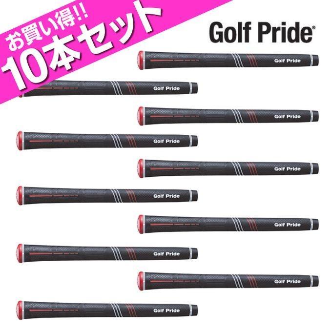 ゴルフプライド Golf Pride ゴルフ メンズ CP2 Pro クラブ用グリップ お買い得10点セット CCPS