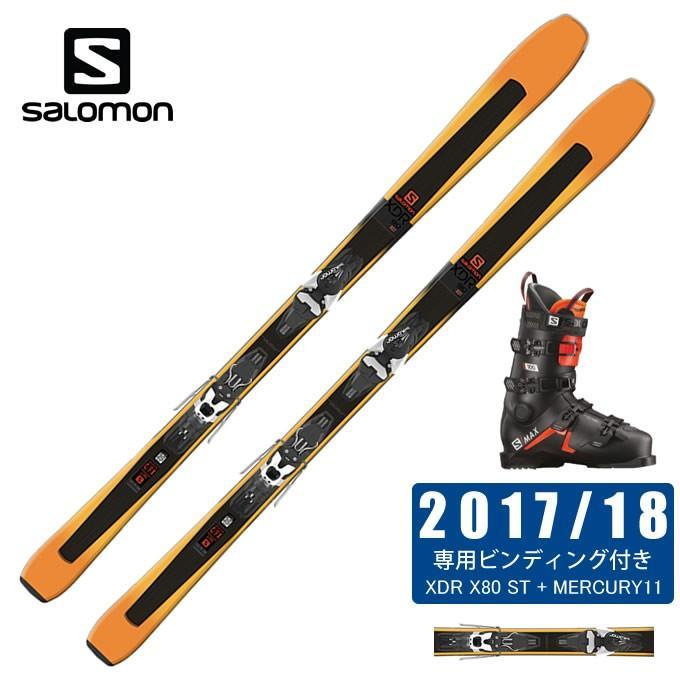 世界有名な サロモン サロモン 3点セット salomon スキー板 3点セット メンズ XDR 100 80 ST + MERCURY11-21 + S/MAX 100 スキー板+ビンディング+ブーツ, 産地問屋の 【サクラ陶器 】:79e3a7b0 --- airmodconsu.dominiotemporario.com