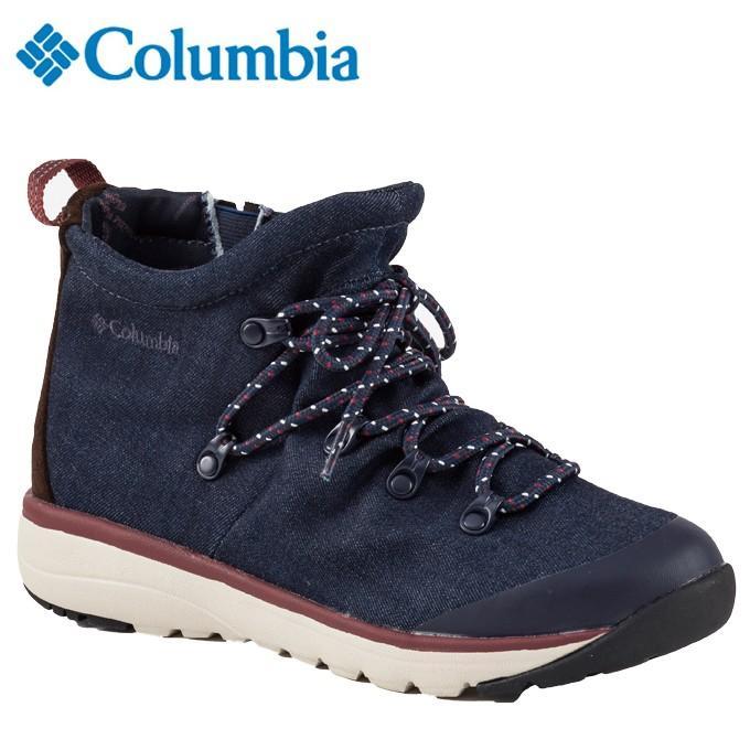 コロンビア Columbia ブーツ クイック ミッド 2 オムニテック YU3905 464 od