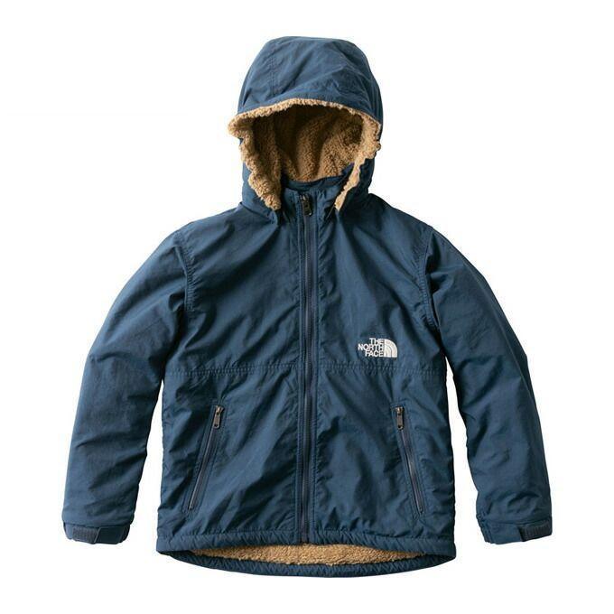 ノースフェイス アウトドア ジャケット ジュニア Compact Nomad Jacket コンパクトノマドジャケット キッズ NPJ71856 THE NORTH FACE od