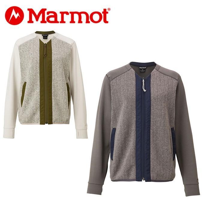 マーモット Marmot アウトドア ジャケット レディース W's Sweater Fleece Jacket セーター フリース ジャケット TOWMJL47YY od