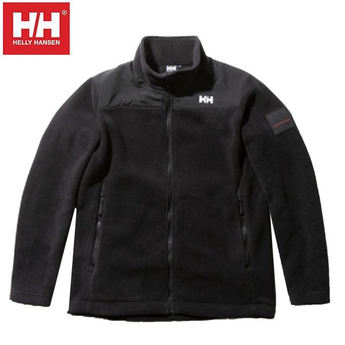 ヘリーハンセン HELLY HANSEN フリース メンズ ハイドロミッドレイヤー JK HH51852 K od