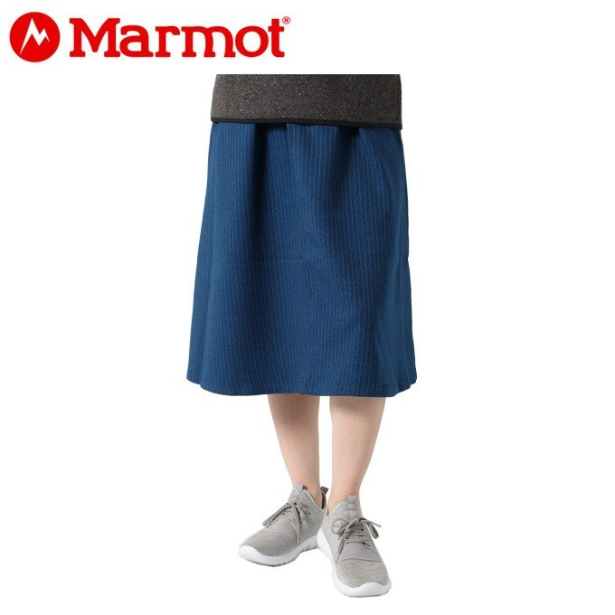 マーモット Marmot スカート レディース W's Long Skirt ウィメンズロングスカート TOWOJE96YY od