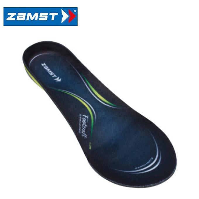 サイズM:23−24.5ザムスト ZAMST ランニング インソール Footcraft STANDARD CUSHION フットクラフト スタンダード クッション プラス 379532 run|himarayarunning