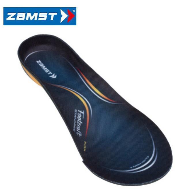 サイズS:21−22.5ザムスト ZAMST ランニング インソール Footcraft STANDARD CUSHION フットクラフト スタンダード クッション プラス 379551 run|himarayarunning