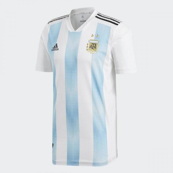 アディダス(adidas)サッカー 2017/18 アルゼンチン代表(メンズ)ホームオーセンティックユニフォーム半袖(BQ9329)2018SS sc
