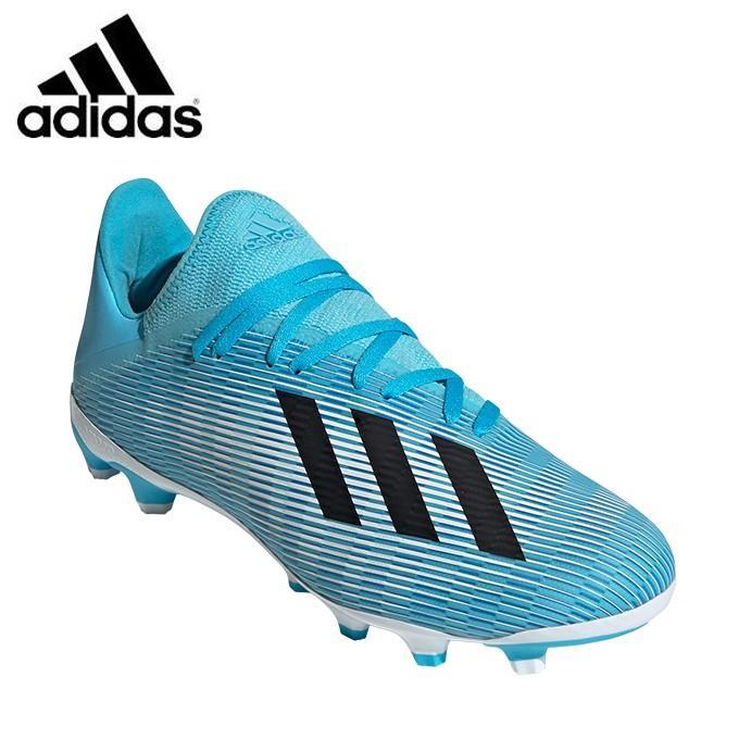 アディダス サッカースパイク メンズ エックス 19.3 HG/AG EF7549 GKO17 adidas sc