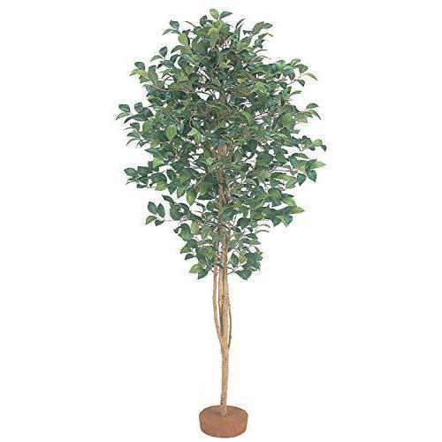 タカショー グリーンデコ 屋内用 和風ツバキ 鉢無(人工植物/観葉植物) 1.5m (GD-26S)