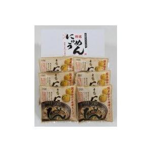 国産柚子の味噌スープ即席手延べにゅうめん (73.1g×6袋)×8箱 0318193