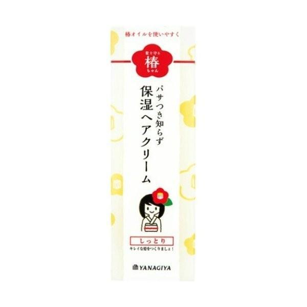 【お一人様1個限り特価】 柳屋 髪を守る椿ちゃん 保湿ヘアクリーム 120g 4903018205107|himejiryutsuu