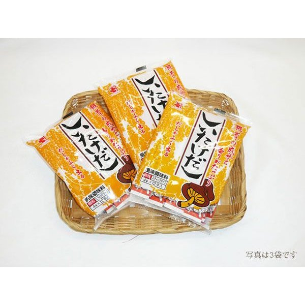 しいたけだし 4g×12本 himono-takaokaya