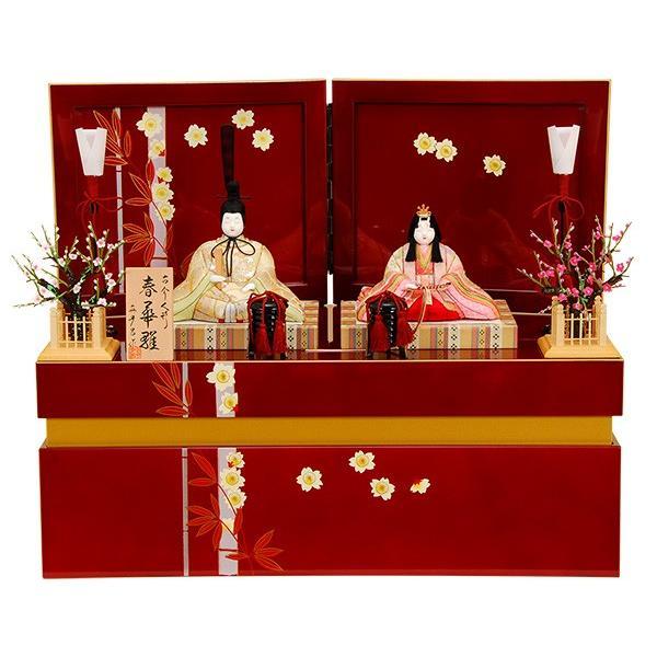 【 開梱 設置?無料 】 雛人形 K413 雛人形 真多呂作 木目込人形 高級品 K413 人形の佳月 送料無料-季節玩具