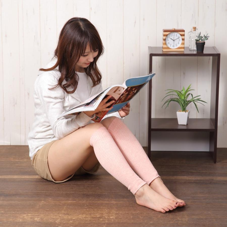 レッグウォーマー シルク 日本製 冷えとり オーガニックコットン ソックス 冷え取り 靴下|hinatajapan|11