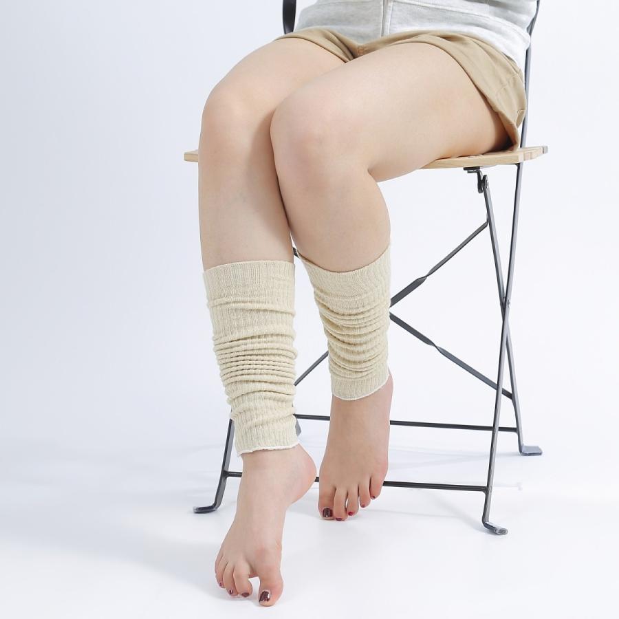 レッグウォーマー シルク 日本製 冷えとり オーガニックコットン ソックス 冷え取り 靴下|hinatajapan|14