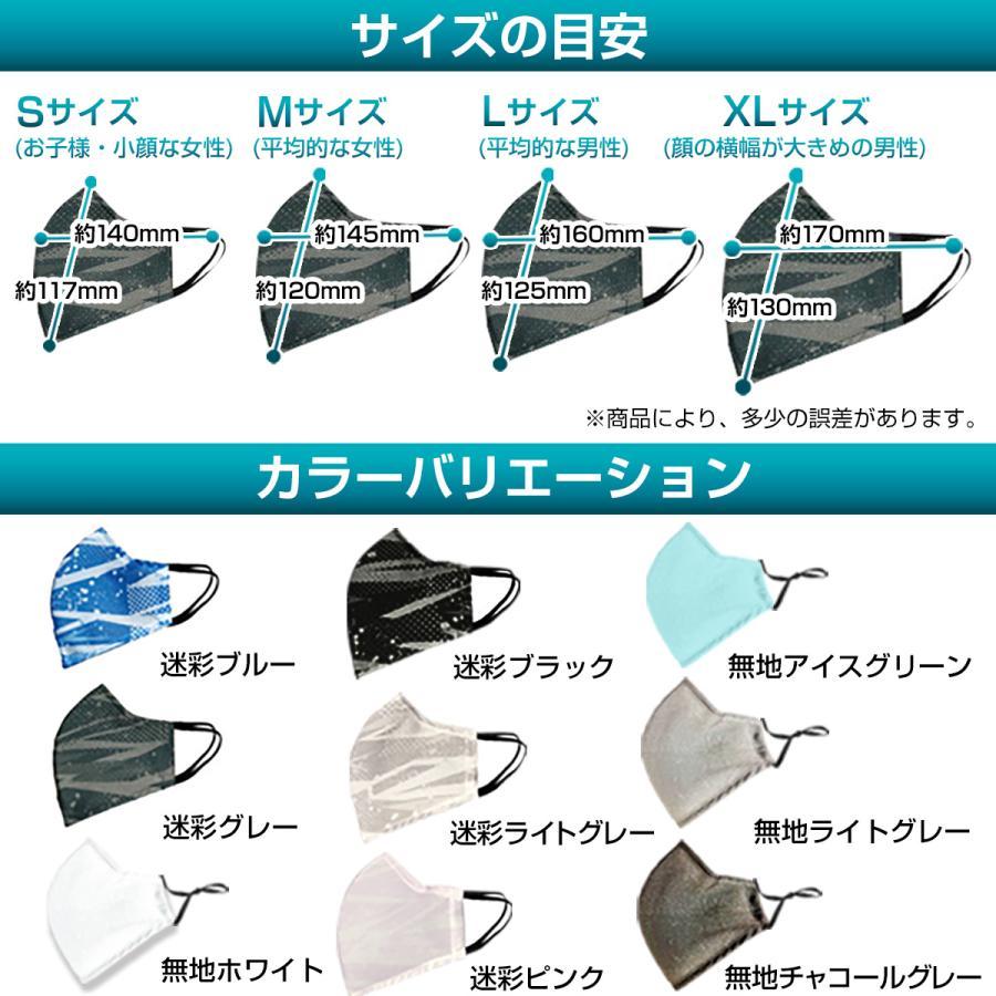 スポーツマスク 日本製 小杉織物 抗菌 夏用 マスク 洗える 大きめ メンズ ノーズワイヤー 洗えるマスク 涼しい 紐 調整 スポーツ 野球|hinatajapan|18