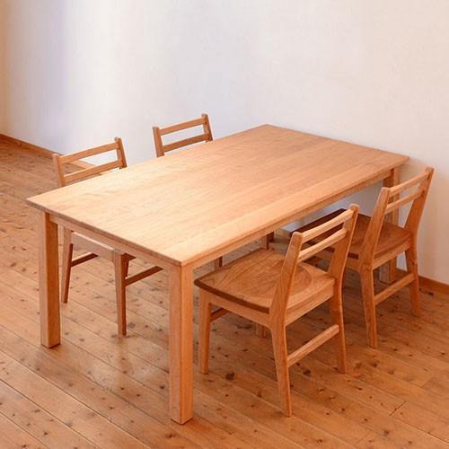 Pテーブル[さくら]|hinoki-craft|02