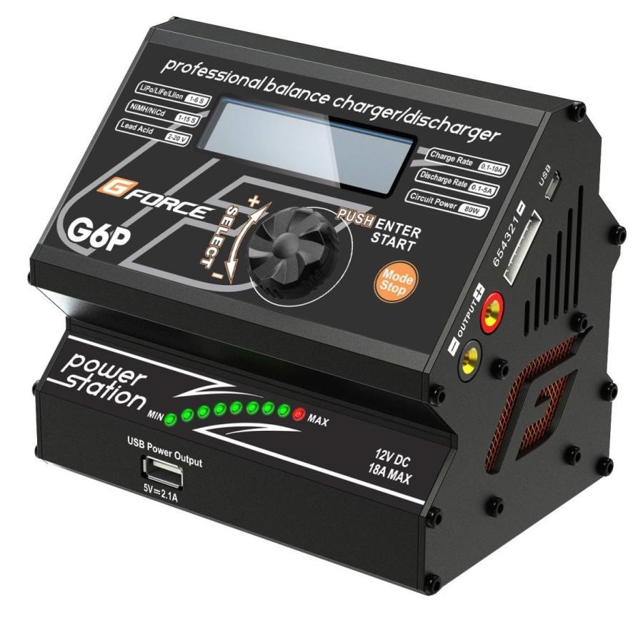 ジーフォース G6P AC Charger & Power Supply G0025