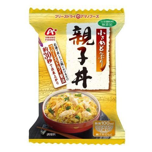 アマノフーズ 親子丼 22g×4個|hirakudo