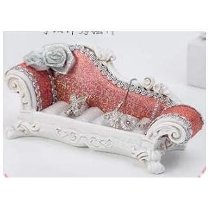 Batreetek ジュエリー収納 スタンド アクセサリースタンド 樹脂 ドレス型 ピアス 吊りネックレス チェーン 飾り物 小物 指輪|hiramekidou|03