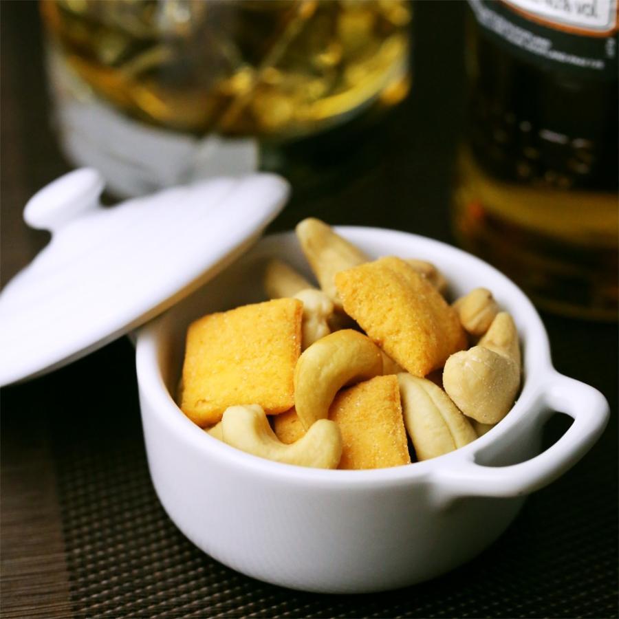 燻製カシューナッツ&チーズスナック  KUYURU 燻(くゆる)|hiramitu-syouten