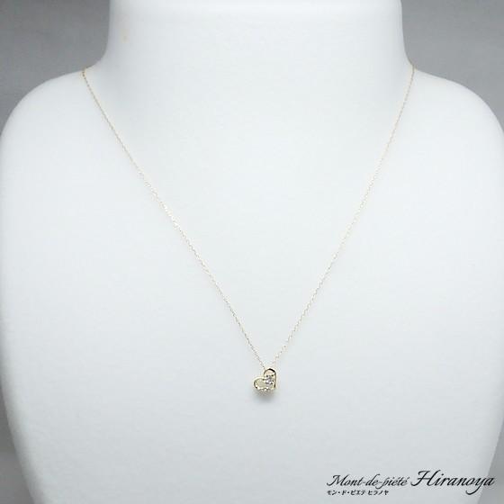 K18 ダイヤモンドペンダントネックレス hiranoya78 02