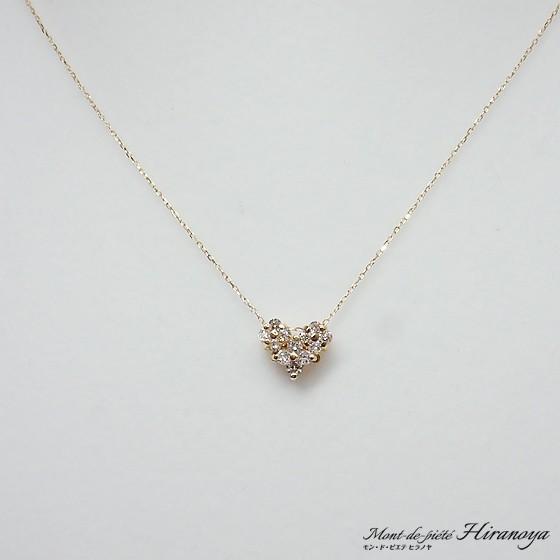 K18 ダイヤモンド2WAYペンダントネックレス hiranoya78 02