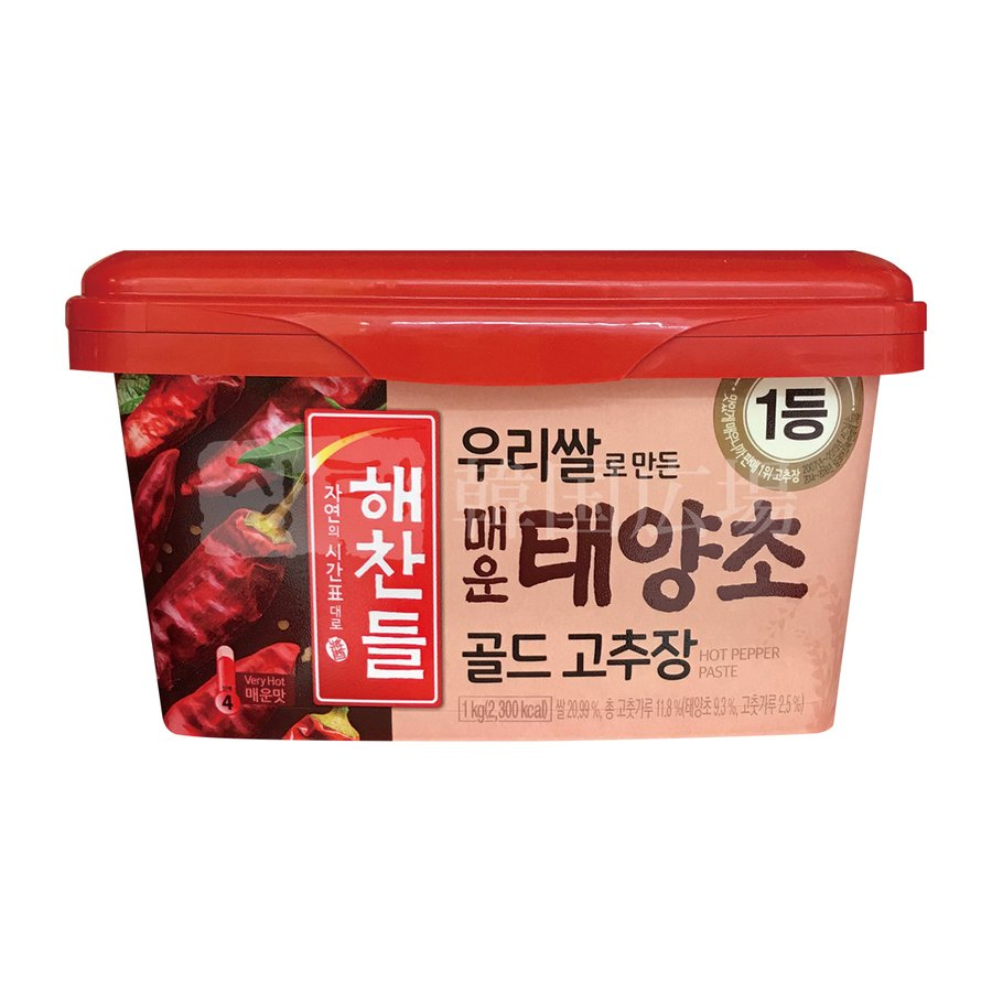 ヘチャンドル 辛口 コチュジャン 1kg|hiroba