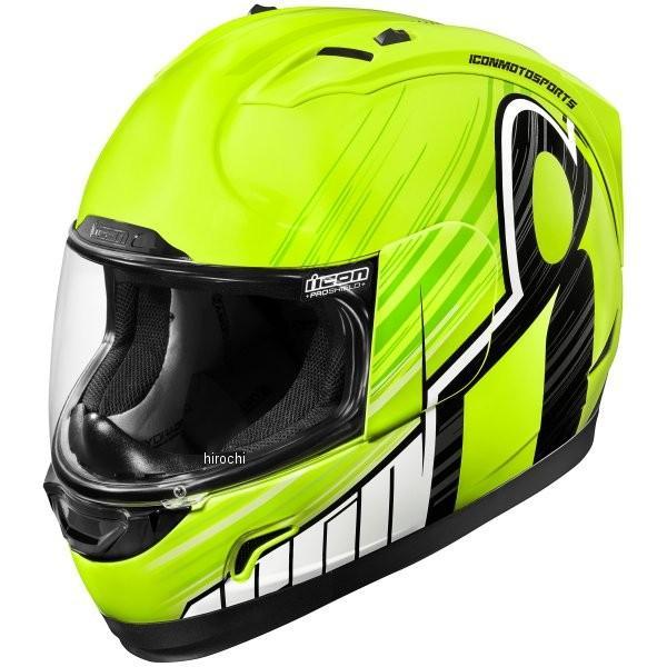 【USA在庫あり】 0101-10709 アイコン ICON フルフェイスヘルメット Alliance OverLord ハイビズ Mサイズ(57cm-58cm) HD店