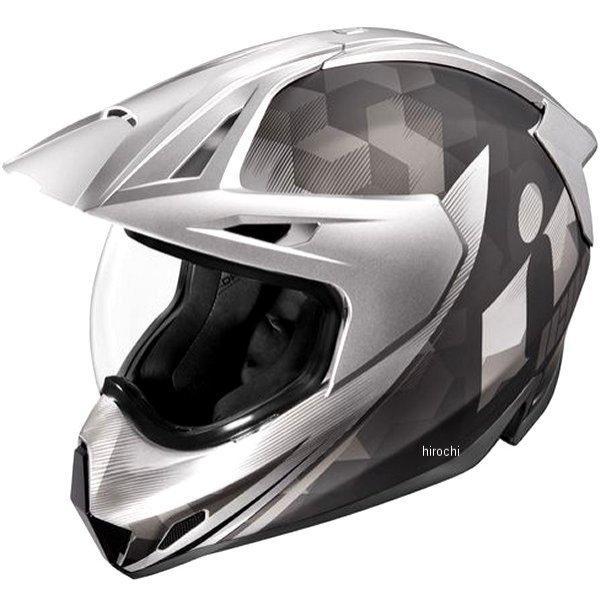 0101-12436 アイコン ICON 2019年秋冬モデル フルフェイスヘルメット VARIANT PRO ASCENSION 黒 3XLサイズ HD店