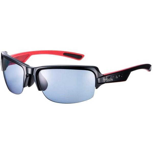 DF-0067 BK DF-0067 スワンズ SWANS DAY OFF サングラス偏光レンズモデル 黒/偏光アイスブルー 149mmx43mm HD店