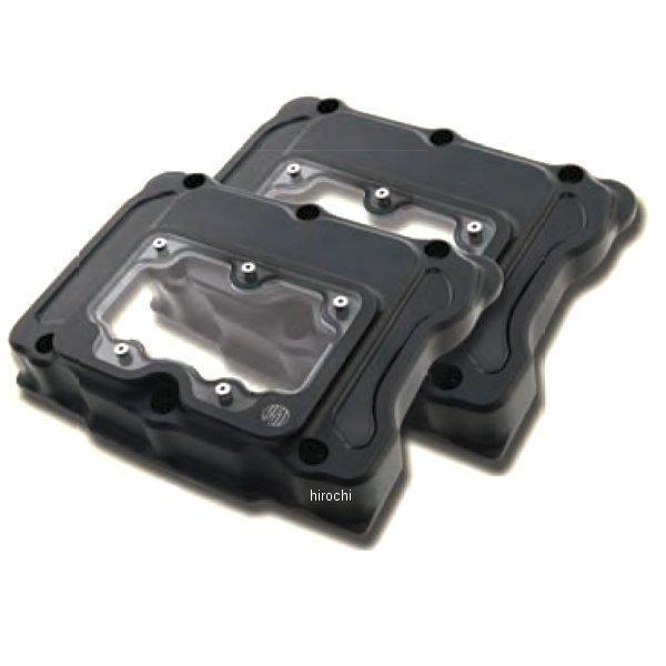 RD3247 ローランドサンズデザイン RSD ロッカーボックスカバー Clarity 99年-17年 Twin Cam 黒つや消し HD店